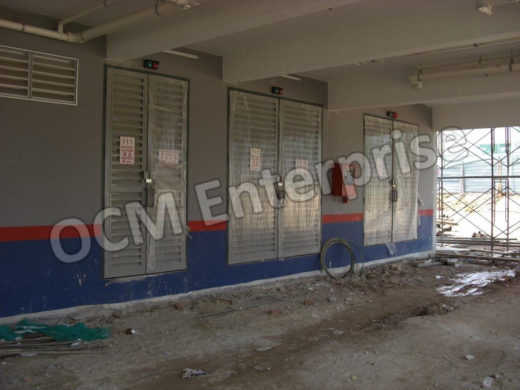 Frp Tnb Door Supplier In Malaysia Ocm Enterprise