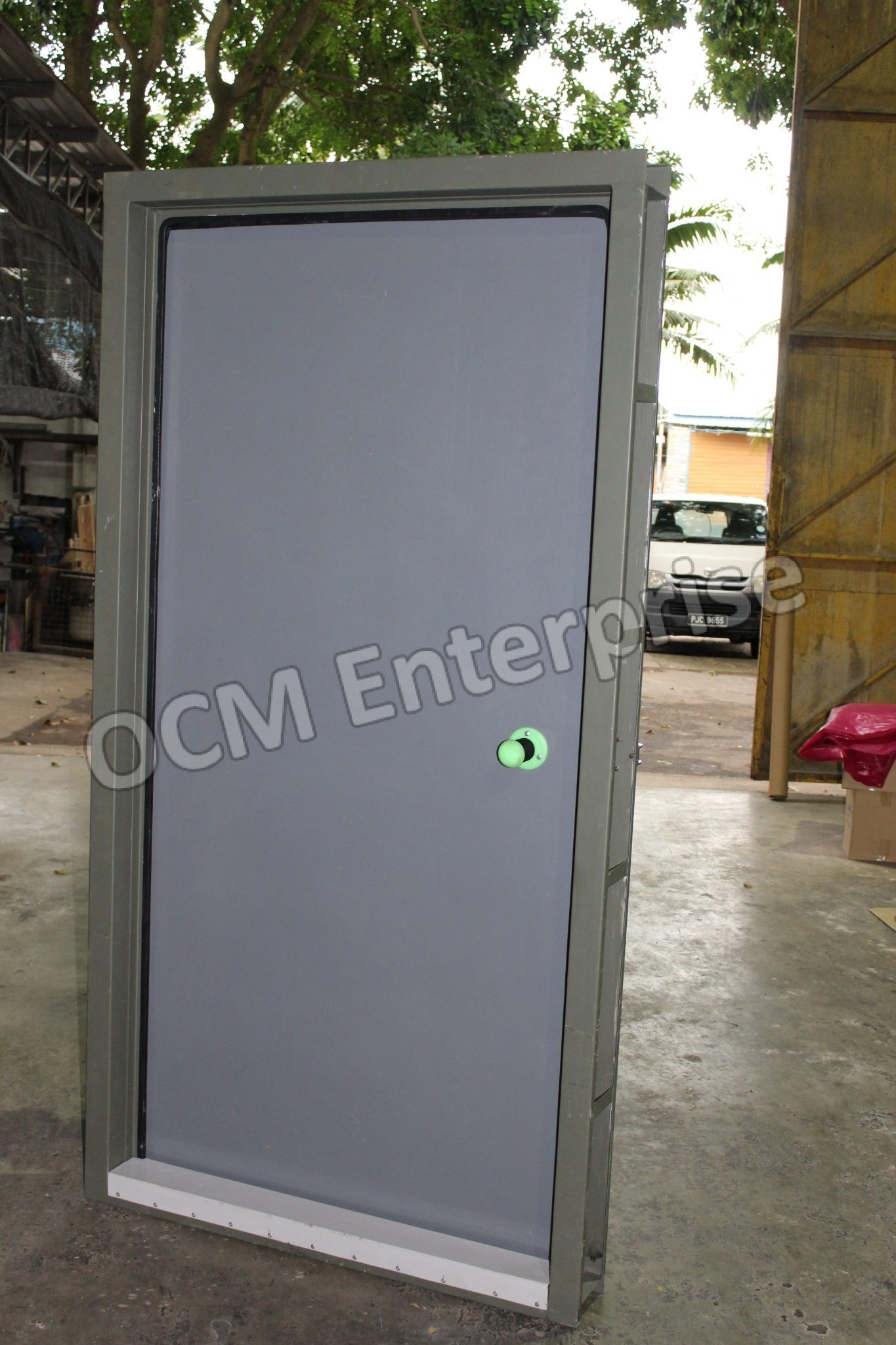 FRP Acoustic Door - OCM